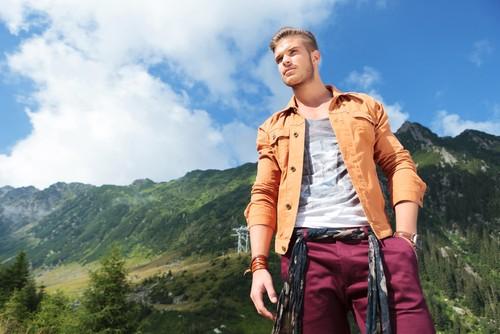 Почему мы любим мужские джинсовые куртки
