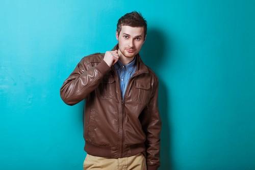 Какие мужские кожаные куртки предлагает распродажа