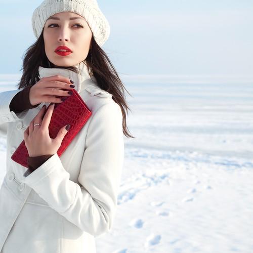 Какое самое красивое белое пальто