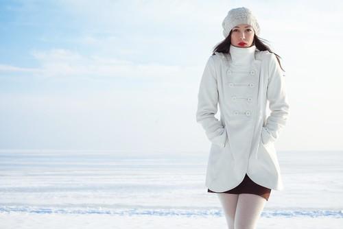 Какое короткое пальто лучше всего