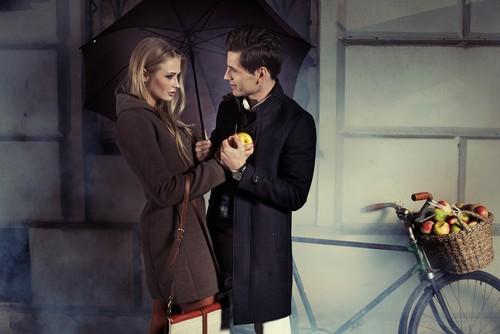 Какое пальто осеннее мужское сегодня модно