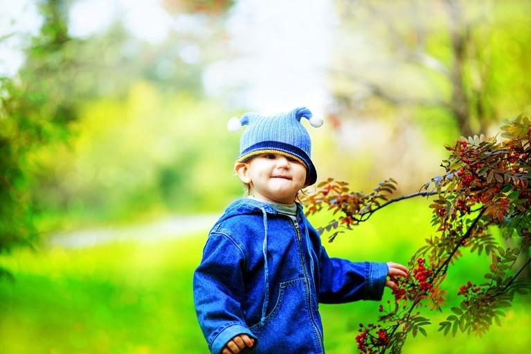 Джинсовая ветровка для мальчика