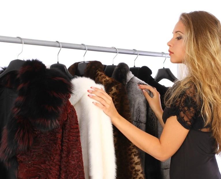 Лучшее меховое пальто