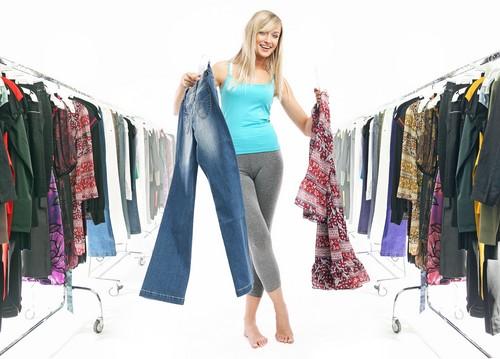 Как выбрать одежду онлайн
