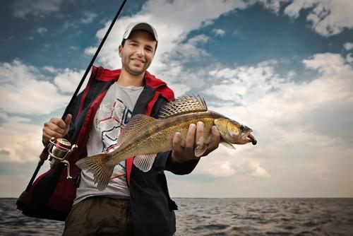 Куртка для рыболова