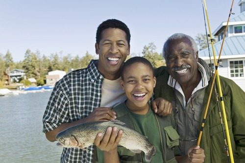 Куртка для мужчины рыболова
