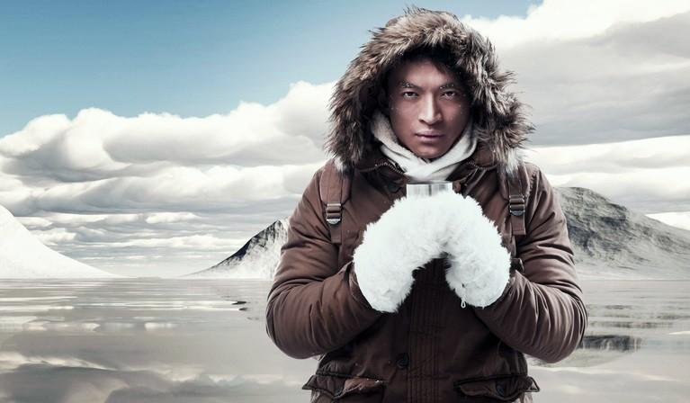 Куртки аляска мужские