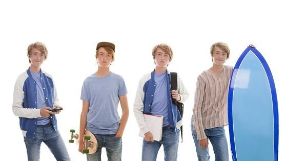 Лето и мода подросткам мальчикам