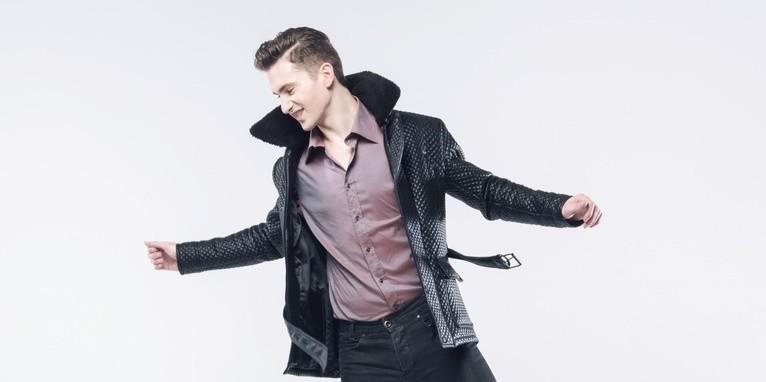 Стильная мужская стеганная куртка