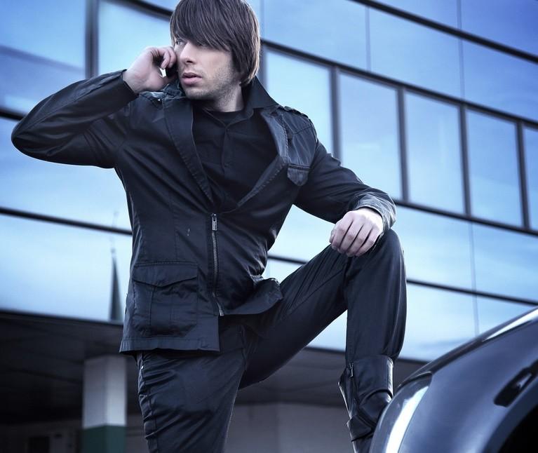 Стильные весенние куртки мужские