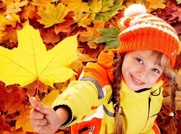 Осенние и весенние куртки для девочек