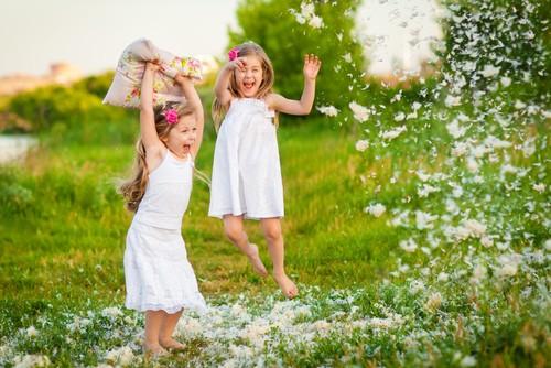 Модная детская одежда на лето