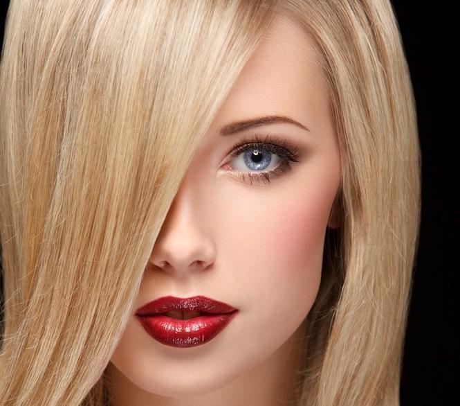 Эффективное осветление волос