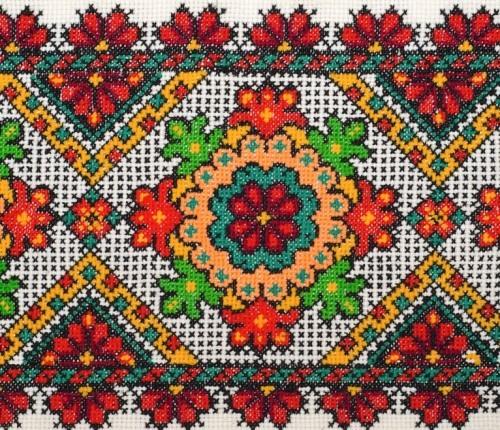 Наборы для вышивания крестиком