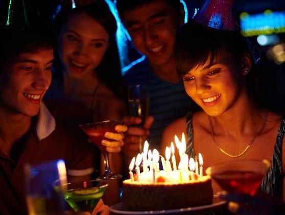Как лучше всего отметить день рождения?