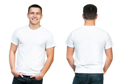 Чем хороша белая футболка большого размера