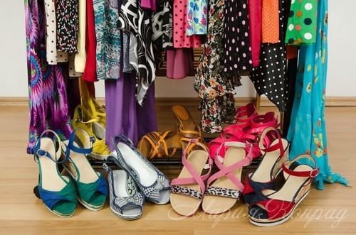 Все разнообразие летней одежды онлайн