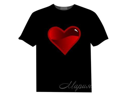 Почему мы любим футболки 3d