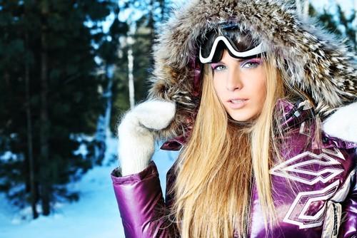 Какие модны зимние пуховики