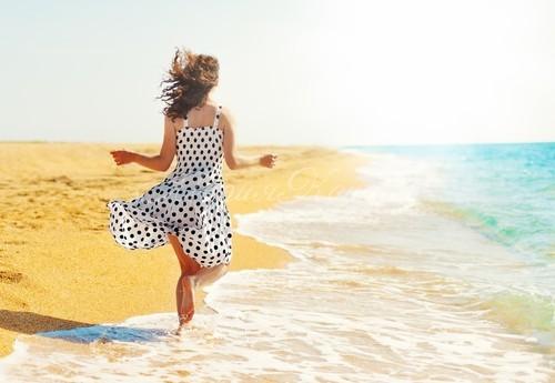 Легкие пляжные платья