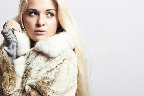 Красивые скандинавские шубы
