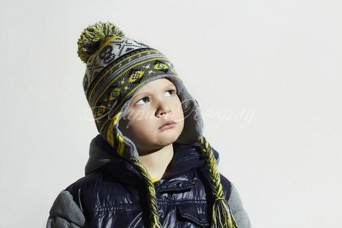 Модные детские куртки с капюшоном