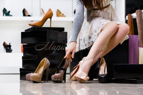Модный интернет магазин одежды и обуви
