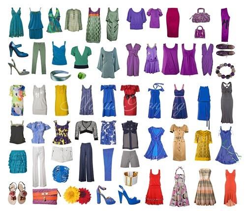 Интересные коллекции летней одежды
