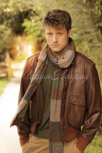 Лучшие кожаные куртки мужские