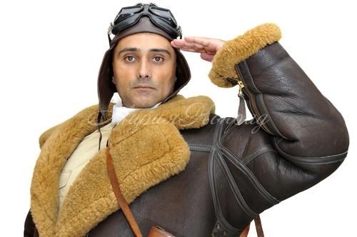 Теплые куртки пилот