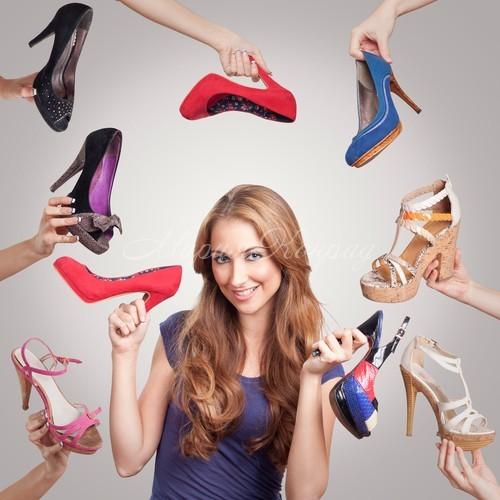 Красивые модели обуви