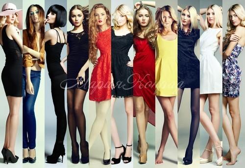 Стильные и модные брендовые платья