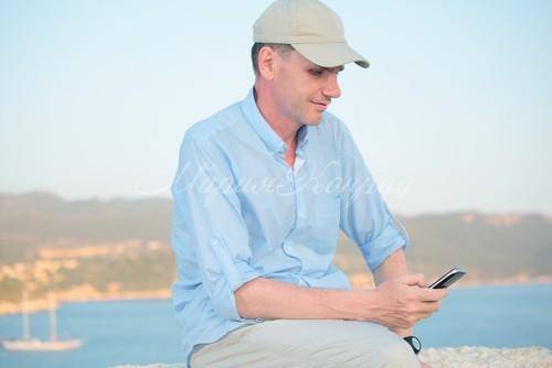 Легкие мужские кепки на лето