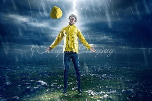 Модные осенние мужские ветровки