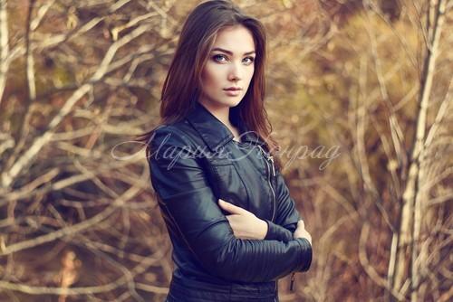 Комфортные кожаные куртки женские
