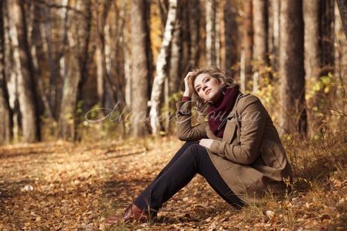 Модное женское пальто больших размеров