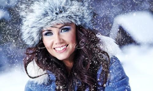 Выбираем зимнюю одежду женскую
