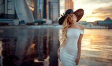 Модные фасоны летних платьев