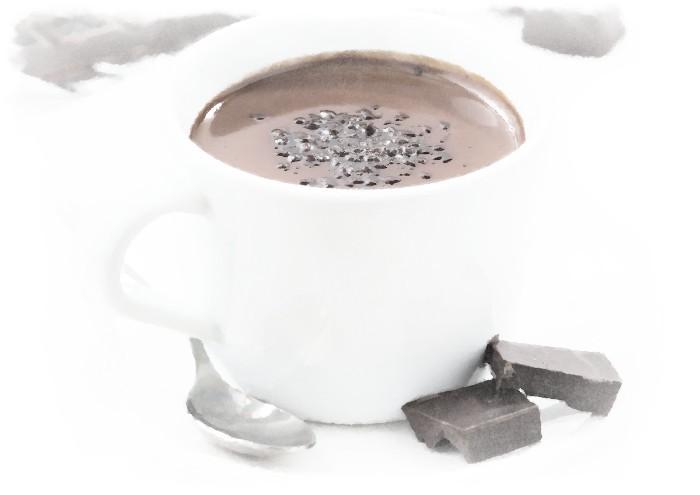 Как эффективно растопить шоколад