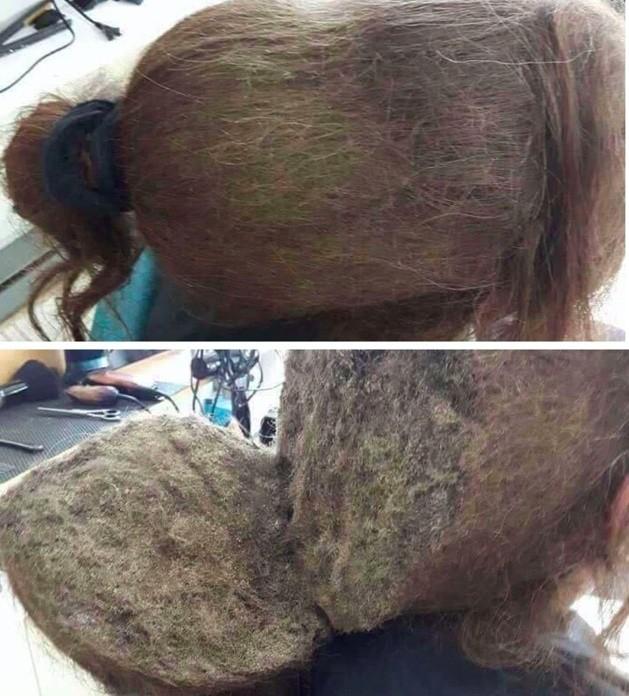 Страшные волосы